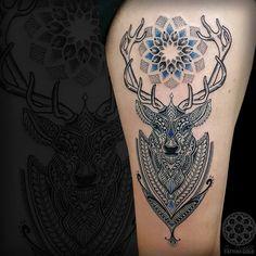 Tattoo art by Coen Mitchell Tattoo Gold