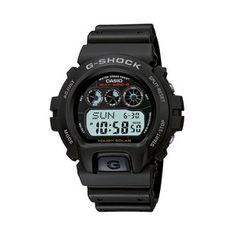 e95752078d5 Casio Men s G-Shock Tough Solar Atomic Digital Chronograph Watch - GW6900-1