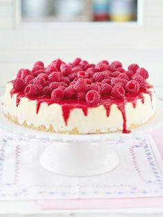 Ein echter Cheesecake-Klassiker, den du unbedingt ausprobieren musst. #cheesecake #nycheesecake
