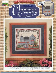 """Color Charts Cross Stitch Chart """"Victorian Country Classic"""" 40303 BOGO #ColorCharts"""