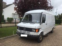 Utilitaire MERCEDES SPRINTER 208 D MOYEN SURELEVE 2.8T 1995 Diesel occasion - Oise 60