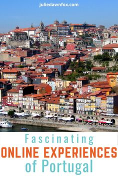 Travel restrictions may be putting your Portugal vacation on hold but you can still have a truly unforgettable adventure with a Virtual Tour. Take a 'live' walking tour of the UNESCO Heritage city of Porto, be guided through its Jewish history or maybe sample a different online experience, from street art to draw and drink! Explore what's on offer, you won't be disappointed! #Europeantravel #Portugaltravel #Portotravel #citybreaks #virtualtours #onlinetours Portugal Vacation, Portugal Travel, Best Countries To Visit, Cool Countries, Travel Tours, Travel Destinations, Jewish History, Disappointed, Walking Tour