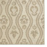 Living room rug from Williams-Sonoma Home.