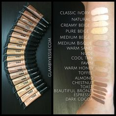 LA Girl Pro Conceal. THE best Concealer! (Beautiful bronze, natural)