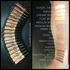 LA Girl Pro Conceal. THE best Concealer! (Beautiful bronze, natural)