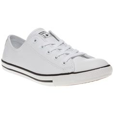 30401915746f Converse All Star Dainty Ox Trainers