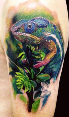 Tattoo by Adam Kremer   Tattoo No. 5969