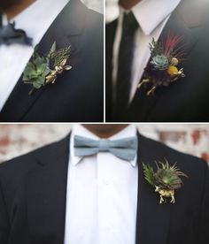 A nerdy, animals- and stardust-themed wedding. Lots of succulents, candlelight, and shiny animal figurines!