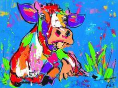 Lazy cow