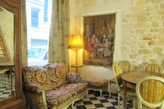 We had a wonderful week here!! $201/night - Ben Franklin's Salon in the center of Paris
