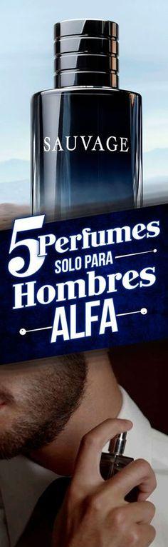 5 Perfumes solo para hombres alfa. accesorios para hombre perfume fragancia colonia Paco rabban