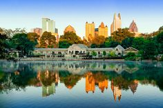 Atlanta Piedmont Park