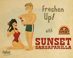 Just Like The Sugar Bombs I Have Always Wondered What Sunset Sarsaparilla Tastes Like?