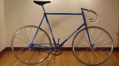 1959 Pollard track bike