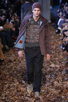 Missoni Fall 2016 Menswear Collection Photos - Vogue