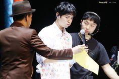 """170113 パク・ボゴム """"2016-2017 ParkBoGum Asia Tour Fan Meeting in ジャカルタ"""""""