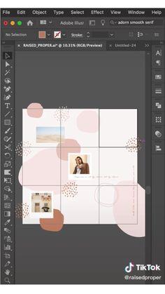 Photoshop Design, Photoshop Tutorial, Adobe Photoshop, Film Photography Tips, Photoshop Photography, Graphic Design Posters, Graphic Design Inspiration, Best Friend Activities, Instagram Feed Layout