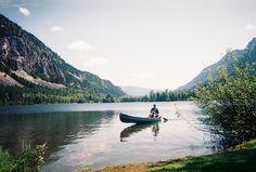 Imagen de lake, nature, and landscape