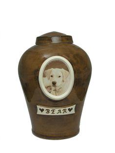 Keepsake pet urns for our fur babies!