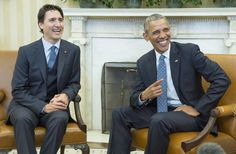 Does it matter if Justin Trudeau and Barack Obama get along?...: Does it matter if Justin Trudeau and Barack Obama get… #JustinTrudeau