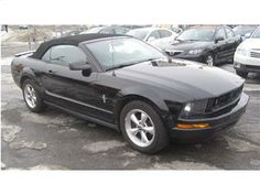 Ford Mustang DÉCAPOTABLE usagé à vendre - Club Auto Zone en Montérégie