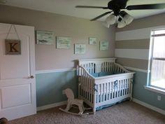 Sweet Baby Boy Nursery