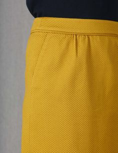 Piqué Mini WG484 Above Knee Skirts at Boden