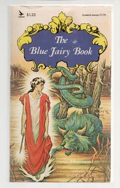 The Blue Fairy Book (Dover Children's Classics): Andrew Lang, H. J. Ford, G. P. Jacomb Hood: 9780486214375: Amazon.com: Books