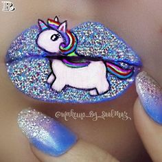 75 Creative Lip Art Designs With Super Nails 2018 - Reny styles Lip Art, Lipstick Art, Lipstick Colors, Lipstick Pencil, Brown Lipstick, Crazy Lipstick, Glitter Lipstick, Lip Gloss Colors, Lip Colors