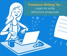#FreelanceWriting Tip of the Day- Learn to #Write Attractive Proposals #freelancewriter #contentmart