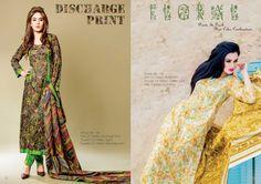Lawn shalwar kameez or salwar kameez is the foremost fashion staple of Pakistan
