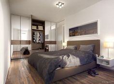 Kleine slaapkamer inrichten | Interieur inrichting | Rumah Idaman ...
