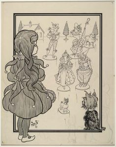 To Please a Child - The Wizard of Oz: An American Fairy Tale | Exhibitions - Library of Congress