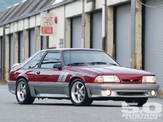 1993 Ford Mustang GT - Tunnel Vision: Brian Day got to the light at the end of the tunnel, it just took 14 years to get there!