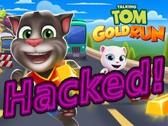 Easy gaming with Talking Tom Gold Run Hack. To get more information visit http://gamingvlog.net/talking-tom-gold-run-hack-for-unlimited-resources/