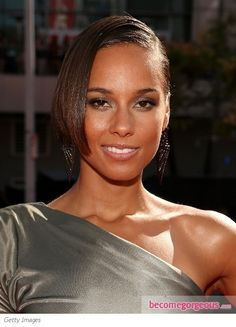 Magnificent Alicia Keys Cornrows And Cornrow On Pinterest Hairstyles For Women Draintrainus