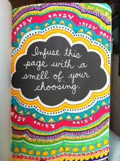 wreck this journal-add a couple of these fun pages!