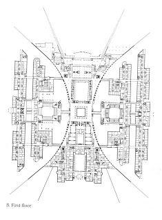Parliament House Canberra Second Floor Plan