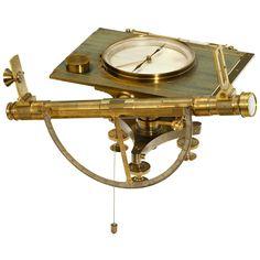 Tachymeter Theodolite by F. Apel, Göttingen, c. 1830 : Lot 268