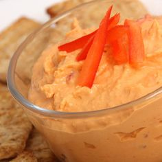 Buffalo Yogurt Dip Recipe: Turn up the heat with a spicy buffalo dip. It's a crowd–pleaser with a kick!