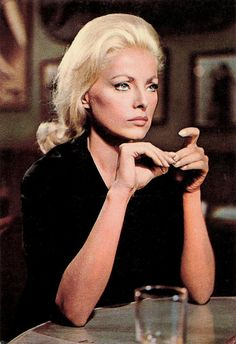 Virna Lisi by Truus, Bob & Jan too!