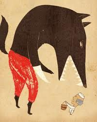 El lobo y el panadero