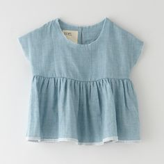 Boy+Girl Natalie Swing Top