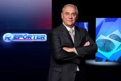 Repórter Record é líder absoluto de audiência no domingo | TV Foco - Audiência da TV