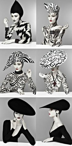 Serge Lutens for Shiseido - Inspiration by Color