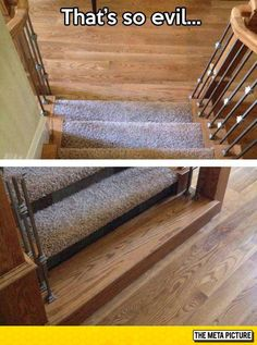 Evil Stairs