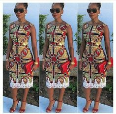 Hey Lovely ladies, Its late Friday but we've decided to share some lovely and unique ankara styles with you because why not. As an African women or lady African Inspired Fashion, African Dresses For Women, African Print Dresses, African Print Fashion, Africa Fashion, African Attire, African Wear, African Women, Fashion Prints