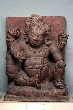 Shiva Vamana 5th century A.D. (Vakataka Period) Place of Origin: Mansar, Nagpur, Maharashtra