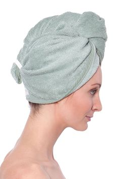 Texere Women's Bamboo Hair Towel (Lily Green, Unisize) Super Absorbent Spa Hair Wrap for Mother Sister Daughter Bamboo Hair Products, Day Lilies, Women's Accessories, Your Hair, Hair Care, Lily, Towels, Green, Spa