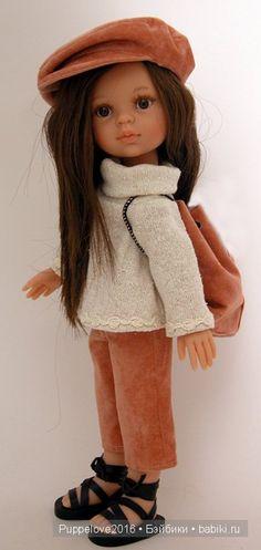 Подарок / Paola Reina, Antonio Juan и другие испанские куклы / Бэйбики. Куклы фото. Одежда для кукол